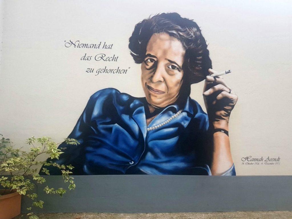 Hannoverleben - Hannah Arendt